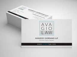 Print & Design - Avagio Law